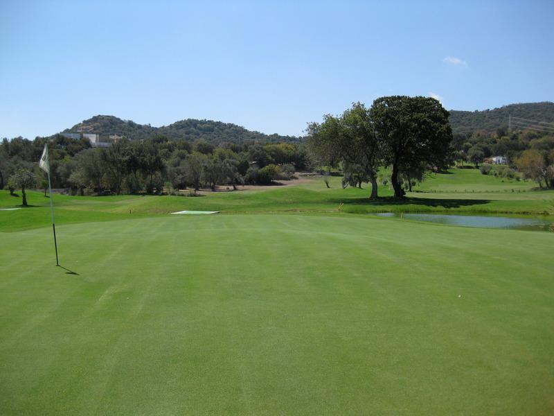 Golf resort